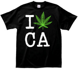 Pot Cali T-skjorte