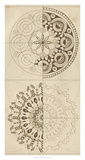 Sacred Geometry Sketch II Giclee Print by Naomi McCavitt
