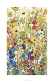 Meadow Floral II Limited Edition by Tim O'toole