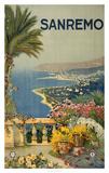 See San Remo Prints by  Studio W
