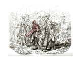 Charles Dickens  Barnaby Rudge Giclee Print by George Cattermole