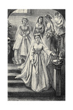 Can You Forgive Her Vol II by Anthony Trollope Giclee Print by Hablot Knight Browne