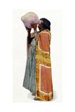 Native American Supai Woman (Grand Canyon Giclee Print by Charles Craig