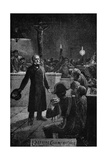 Les Miserables by Victor Hugo Giclee Print by Emile Bayard