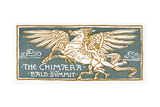 The Chimaera Giclee Print by Walter Crane