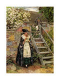 In The Vicar of Wakefield by Oliver Goldsmith Giclee Print by Eleanor Fortescue-Brickdale