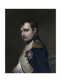 Napoleon Bonaparte, Portrait Giclee Print by Paul Delaroche