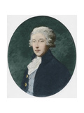 Richard Brinsley Sheridan, Portrait Giclee Print by Thomas Gainsborough