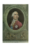 Louis Philippe Duke of Orléans (1747 - 1793) Giclee Print by Philibert Louis Debucourt