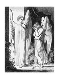 Paradise and the Peri, Illustration from the Book Lalla Rookh by Irish Poet and Writer Thomas Moore Giclee Print by John Tenniel