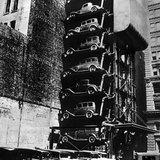 Early 20th Century Solutions for Parking Problems in the USA Photographic Print by A.e. Marty