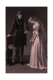 Hamlet (Act III, Scene 1), Play by William Shakespeare Giclee Print by Rudolf Eichstaedt