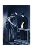 Merchant of Venice (Act IV Scene 1), Play by William Shakespeare Giclee Print by Rudolf Eichstaedt