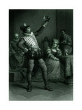 The Taming of the Shrew (Act IV Scene 3) Giclee Print by Rudolf Eichstaedt