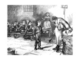 Charles Dickenss  the Adventures of Oliver Twist , First Published 1838 Giclee Print by James Mahoney