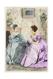 Anthony Trollope's Novel 'He Knew He Was Right' Giclee Print by Marcus Stone