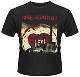 Rise Against- Smoke Stacks T-Shirts