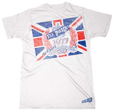 Sex Pistols- Queens Silver Jubilee Bluse