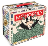 Monopoly Lunch Box Bank Lunch Box
