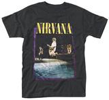 Nirvana- Stage Jump T-Shirt