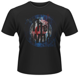 The Who- Distressed Classic Target Logo T-shirts