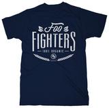 Foo Fighters- 100% Organic T-Shirt