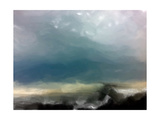 Homage to Turner Premium Giclee Print by Sarah Butcher