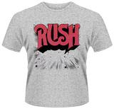 Rush- 74 Album Logo T-Shirt