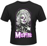 The Misfits- Sugar Skull Beauty T-Shirt