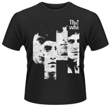The Who- Band Panels T-shirts