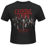 Cannibal Corpse- Butchered At Birth T-Shirts