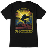 Foo Fighters- Solar Pegasus T-Shirts