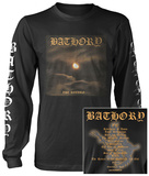 Long Sleeve: Bathory- The Return Album Tracks (Front/Back) Long Sleeves