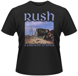 Rush- A Farewell To Kings T-Shirts