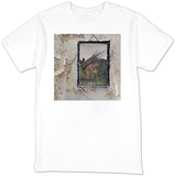 Led Zeppelin- IV Album Cover T-Shirts