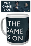 Sherlock - The Game Is On Mug Becher