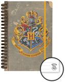 Harry Potter- Hogwarts A5 Notebook Journal