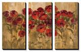 Sunshine Florals Prints by Silvia Vassileva