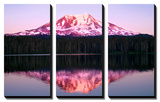 Mt. Adams Sunset Art by Douglas Taylor