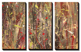 Abstract Painting Background Posters by Atul Sinai Borker