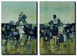 Stumbling Blocks Posters by Farrell Douglass
