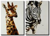 Safari Series Prints by Sydney Edmunds