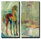Loose Reins Prints by Jodi Maas