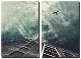 Small Plane Art by Andrea Costantini