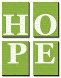 Green Hope Plakater af  Avalisa