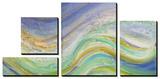The Sea Prints by Patricia Quintero-Pinto