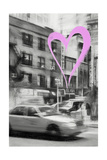 Luv Collection - New York City - Manhattan Street II Giclee Print by Philippe Hugonnard