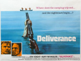 Deliverance by James Dickey, Poster