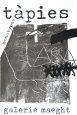 Monotypes, 1974 Kunsttryk af Antoni Tapies