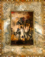 Tahitian Sunset II Reproduction d'art par John Douglas